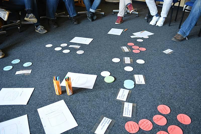 sesión de brainstorming