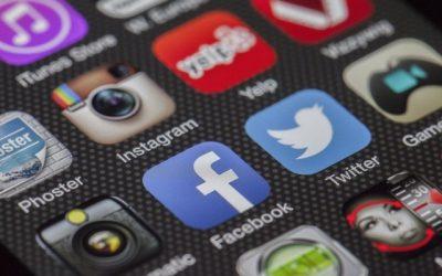 Las 4 redes sociales más utilizadas